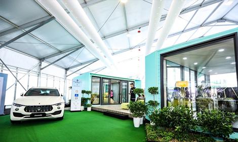 AluHouse 高定空间设计跻身国际奢华生活方式