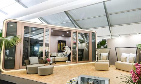 装配式建筑奢华换装,铝遊家点亮时尚生活方式