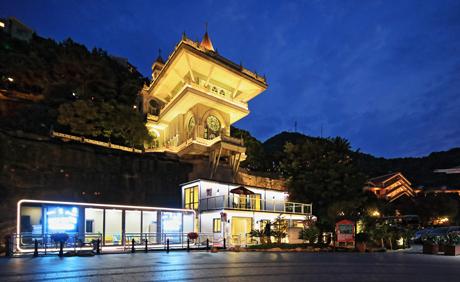 旅游度假 | 梅州客天下特色小镇