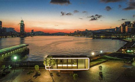 移动展厅| ALPOD未来空间香港巡展