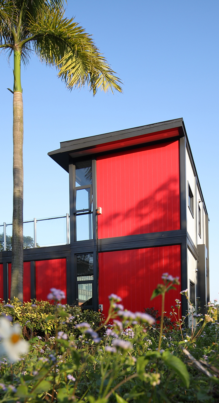 Global Leader in Aluminum<br /> Modular Integrated Construction