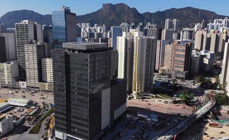 香港九龙模块化机房