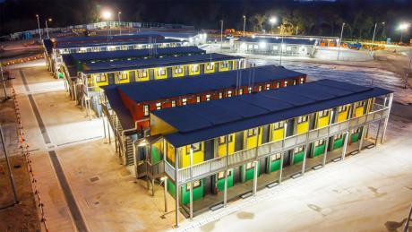 检疫设施  |香港竹篙湾检疫中心一期工程110个单元