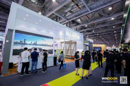 铝遊家携创新铝科技首度亮相广州保利世贸博览馆