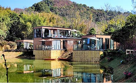 旅游度假   广州黄埔美丽乡村度假区