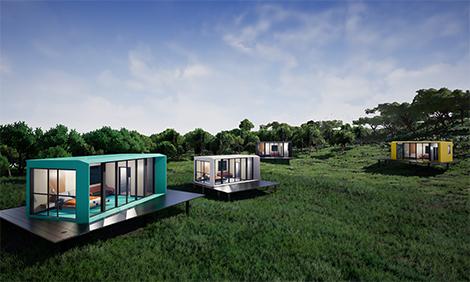 铝合金装配式建筑助推行业可持续发展