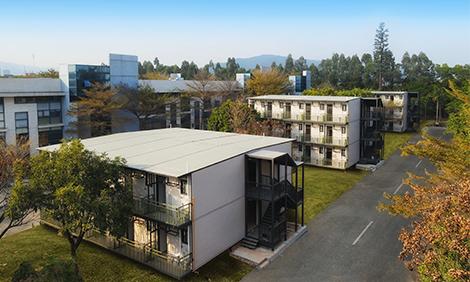 组装合成建筑|为企业快速解决住宿难题