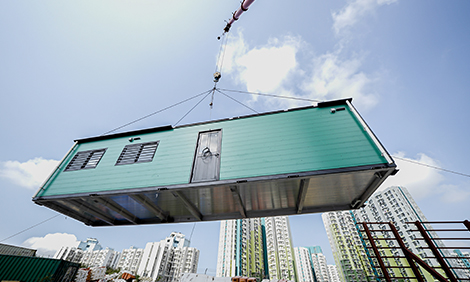 组装合成建筑︱有望成为未来建筑领域的新趋势
