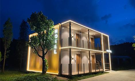 新品首发 | 玩转模块化,打造舒适时尚的高端酒店!